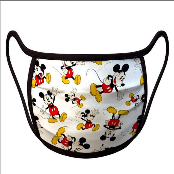 Disney Parks Mickey Mouse Cloth Face Mask
